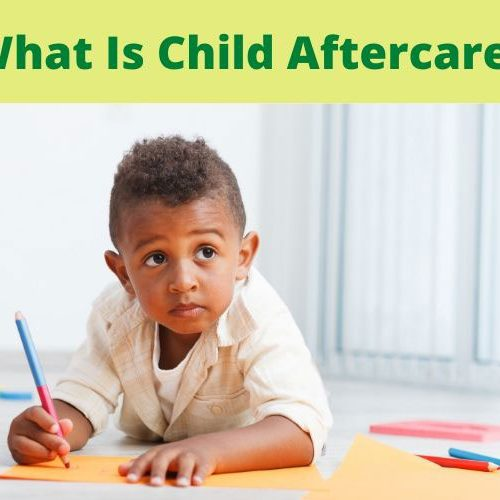 what is child aftercare